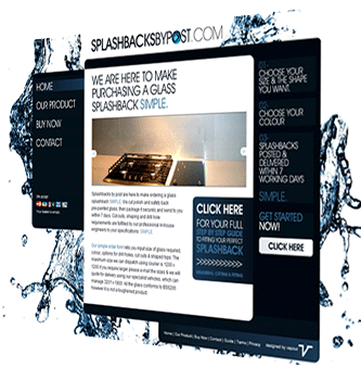 Splashbacks by post